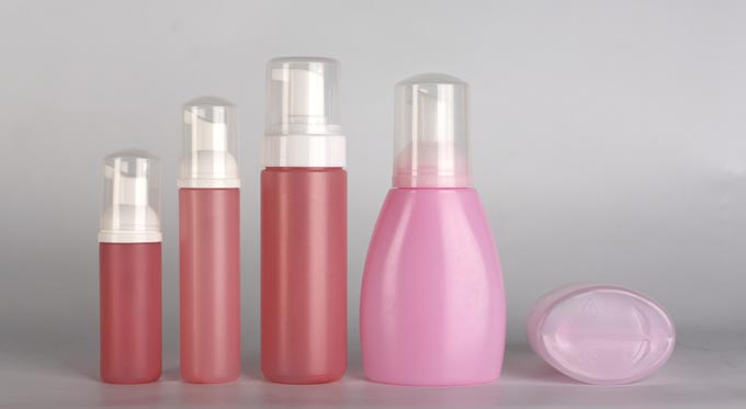 Plastic cosmetic bottles wholesale from MZPU - Albico foamer serie